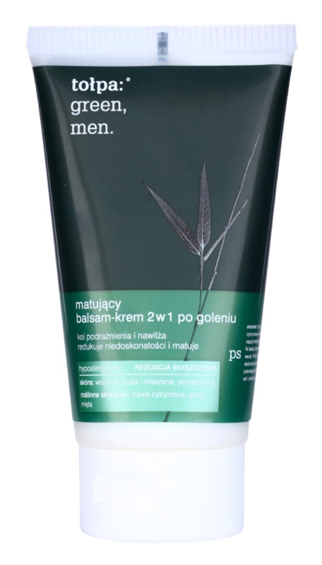 Tołpa Green Men Mattifying After-Shave Balm Lotion
