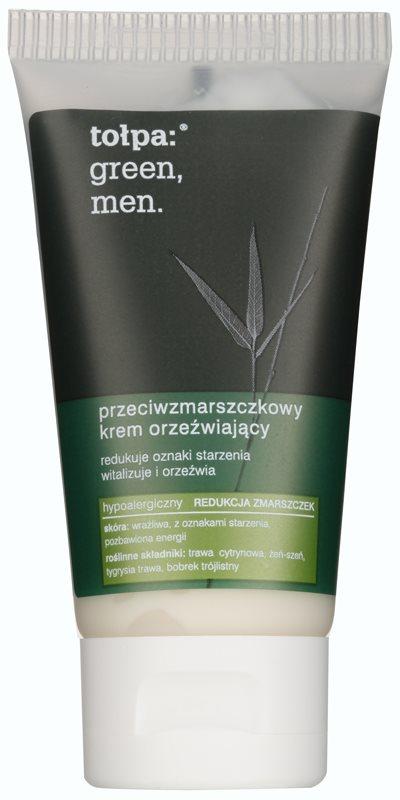 Tołpa Green Men creme refrescante antirrugas