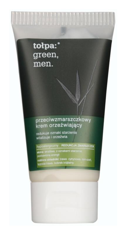 Tołpa Green Men osvěžující krém proti vráskám