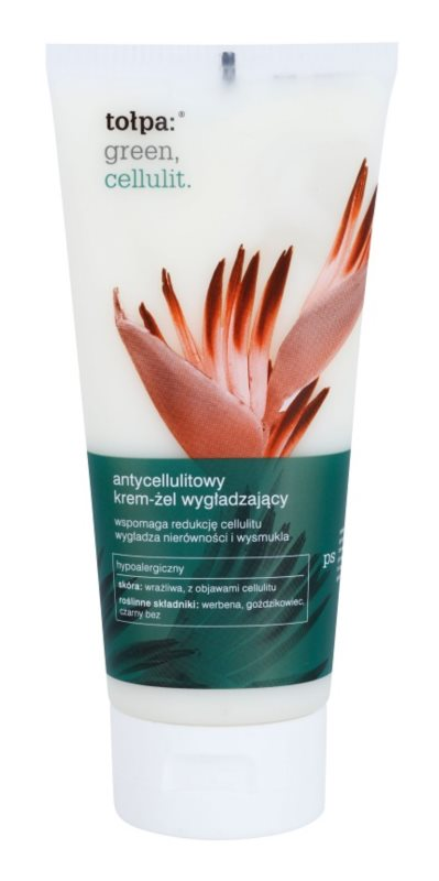 Tołpa Green Cellulite Smoothing Gel Cream To Treat Cellulite