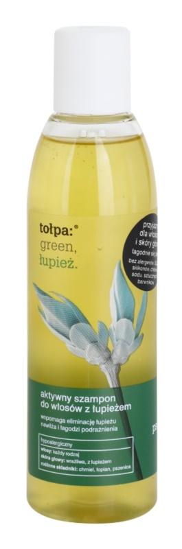 Tołpa Green Dandruff šampon proti prhljaju