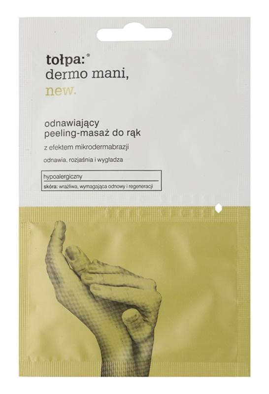Tołpa Dermo Mani New exfoliere de reinnoire de maini