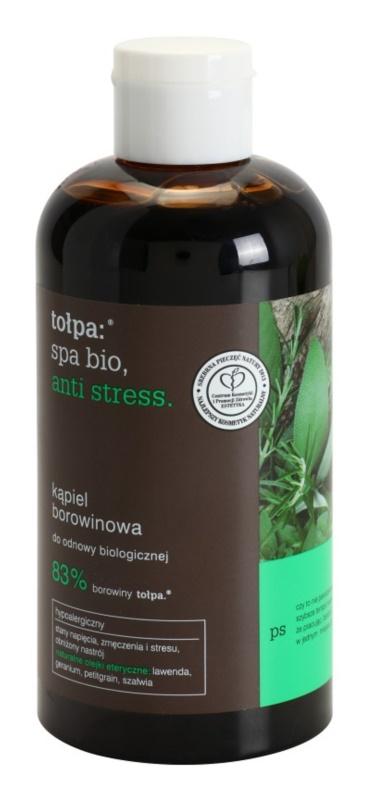 Tołpa Spa Bio Anti Stress bahenný kúpeľ s esenciálnymi olejmi