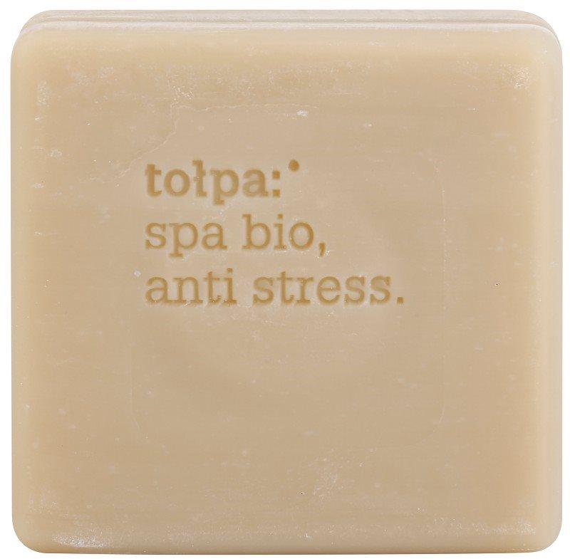 Tołpa Spa Bio Anti Stress Detoxifying Soap With Peat