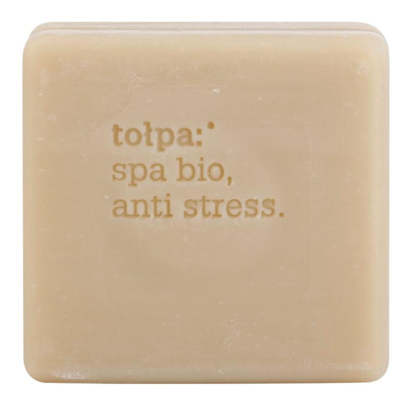 Tołpa Spa Bio Anti Stress мило-детокс з торфом