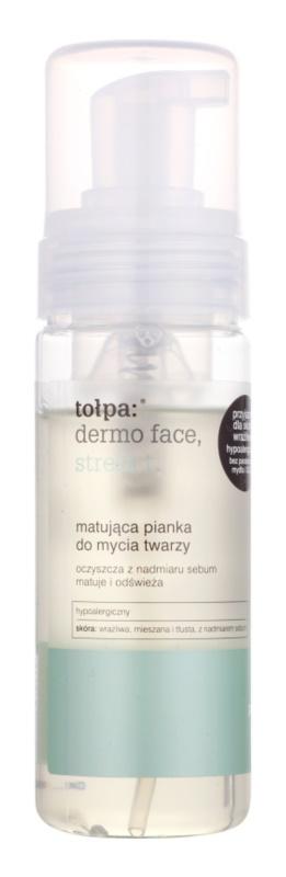 Tołpa Dermo Face T-Zone čisticí pěna s matujícím účinkem