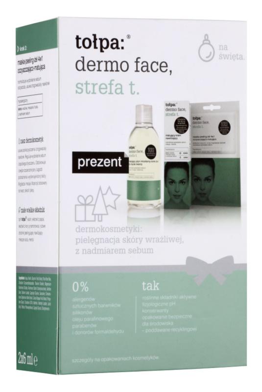 Tołpa Dermo Face T-Zone kosmetická sada I.