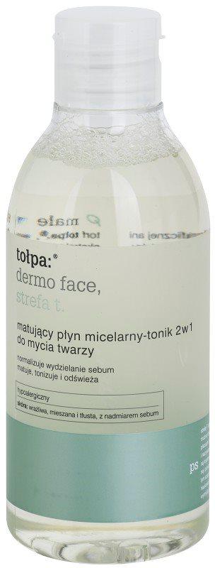 Tołpa Dermo Face T-Zone matující tonikum 2 v 1