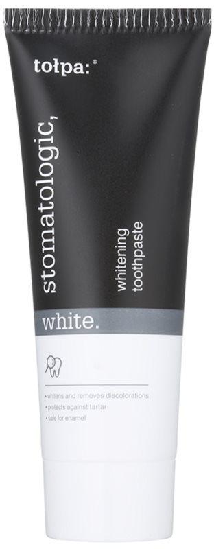 Tołpa Stomatologic White pasta za zube s izbjeljivajućim učinkom