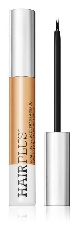 Tolure Cosmetics Hairplus ser pentru stimularea creșterii genelor și a sprâncenelor