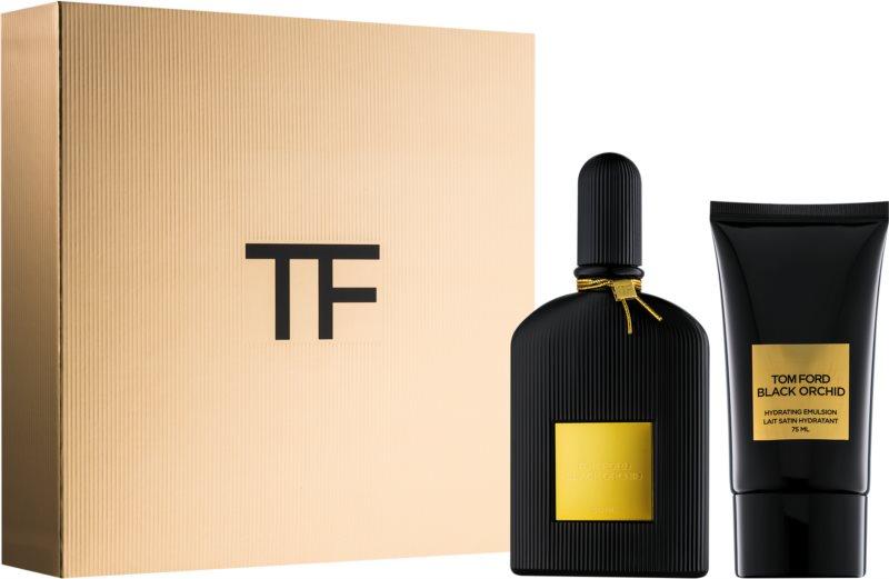 Tom Ford Black Orchid coffret cadeau I.