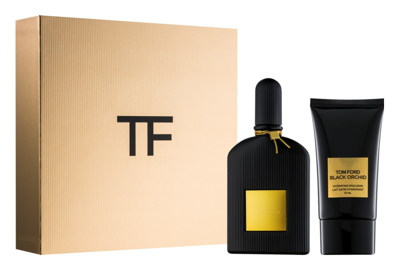 Tom Ford Black Orchid zestaw upominkowy I.
