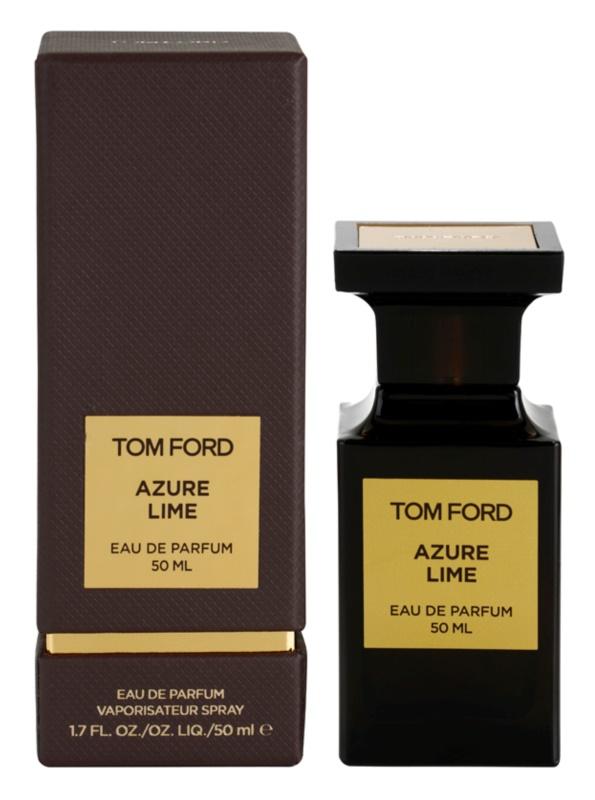 Tom Ford Azure Lime parfémovaná voda unisex 50 ml