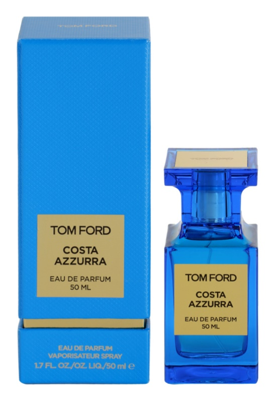 tom ford costa azzurra woda perfumowana unisex 50 ml. Black Bedroom Furniture Sets. Home Design Ideas