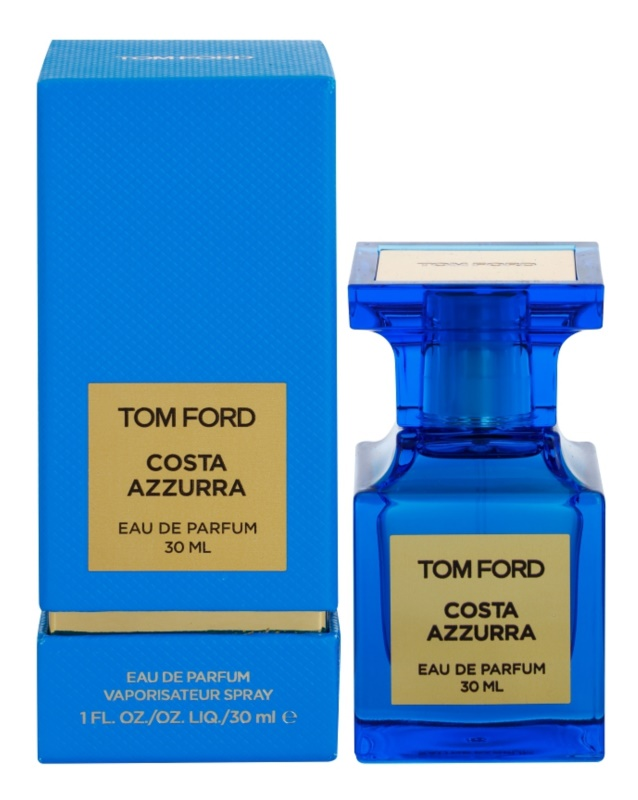 tom ford costa azzurra eau de parfum unisex 30 ml. Black Bedroom Furniture Sets. Home Design Ideas