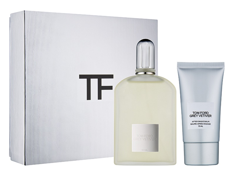 Tom Ford Grey Vetiver coffret cadeau II.