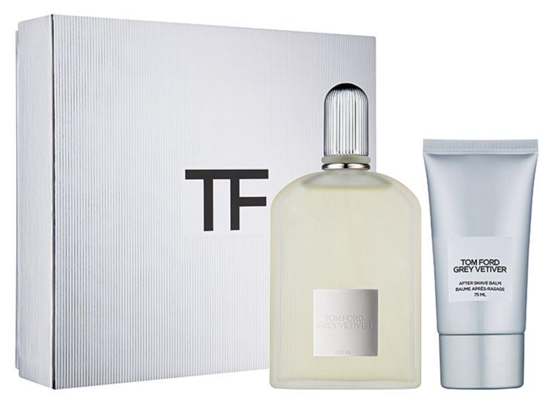 Tom Ford Grey Vetiver confezione regalo II