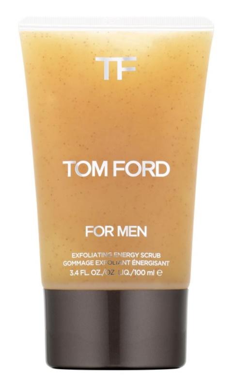Tom Ford Men Skincare energizující pleťový peeling