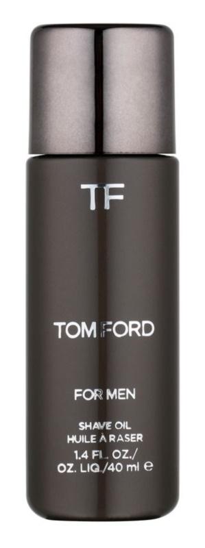 Tom Ford For Men aceite de afeitar