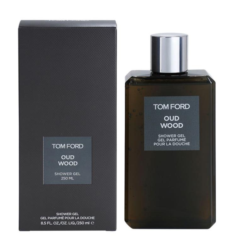 Tom Ford Oud Wood gel de dus unisex 250 ml