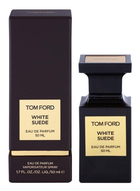 Tom Ford White Suede eau de parfum pour femme 50 ml