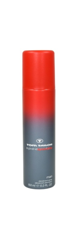 Tom Tailor Speedlife Deo Spray for Men 150 ml