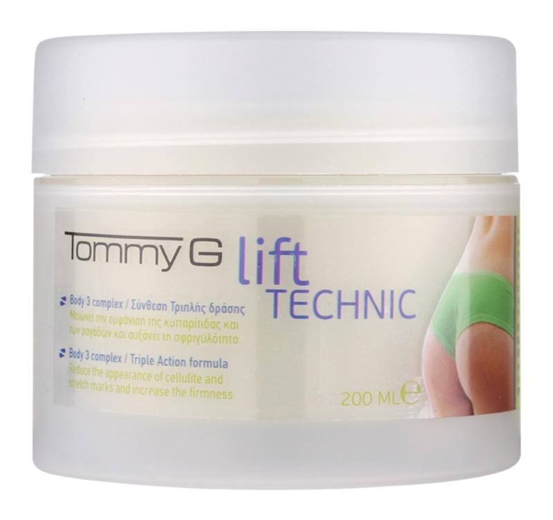 Tommy G Body crema anticelulitica pentru fese si solduri