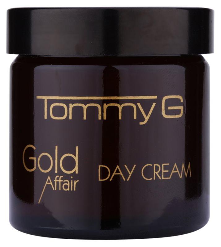 Tommy G Gold Affair protivráskový krém pro rozjasnění a hydrataci