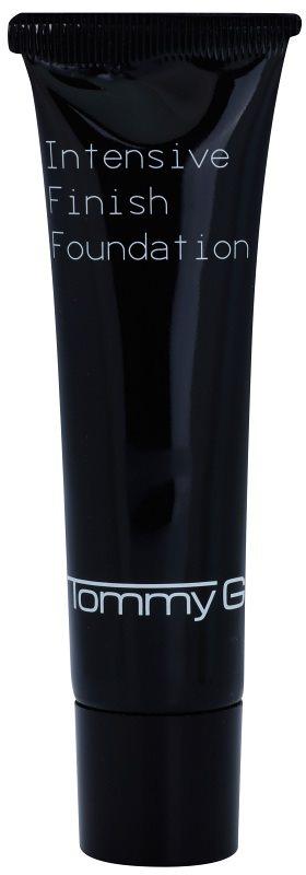 Tommy G Face Make-Up Intensive Finish krycí make-up pre prirodzený vzhľad
