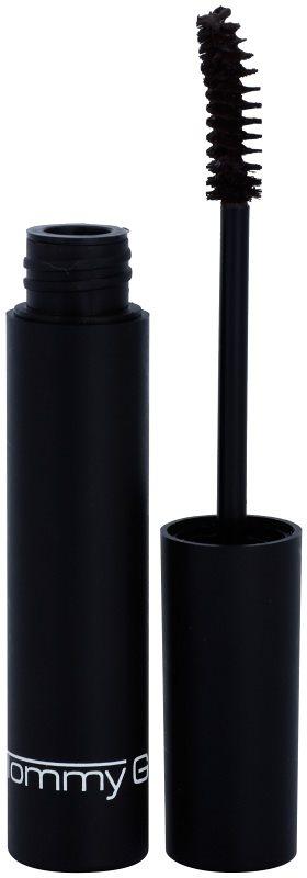 Tommy G Eye Make-Up Audacious mascara cu rotatie pentru o buna definire a genelor