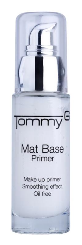 Tommy G Face Make-Up baza za matiranje kože