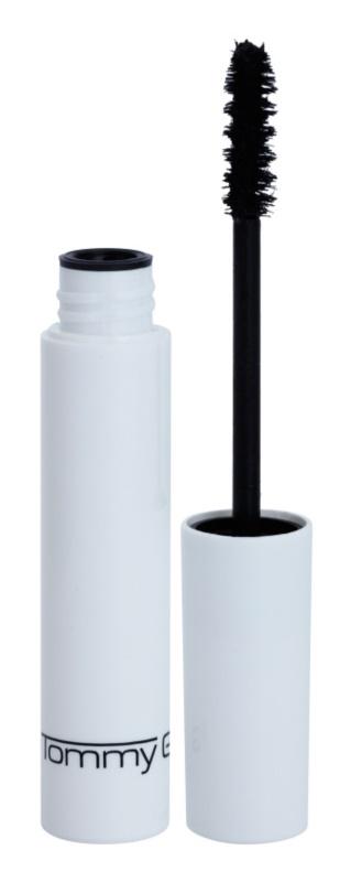 Tommy G Eye Make-Up Smoky Eyes vizálló szempillaspirál a hosszabb pillákért