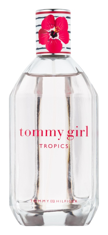 Tommy Hilfiger Tommy Girl Tropics woda toaletowa dla kobiet 100 ml