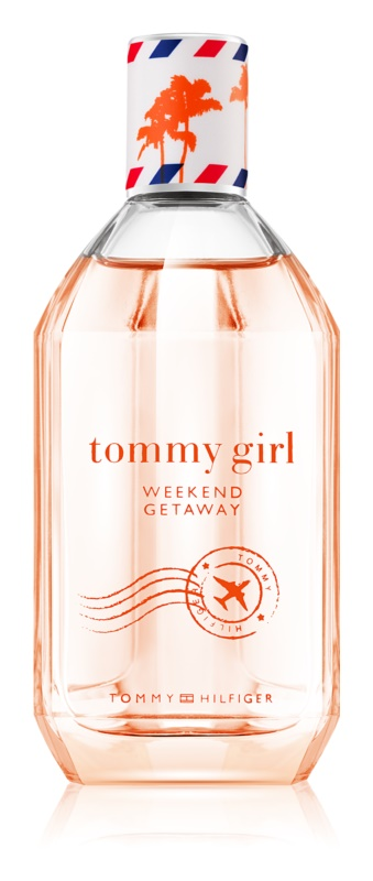 Tommy Hilfiger Tommy Girl Weekend Getaway Eau de Toilette for Women 100 ml