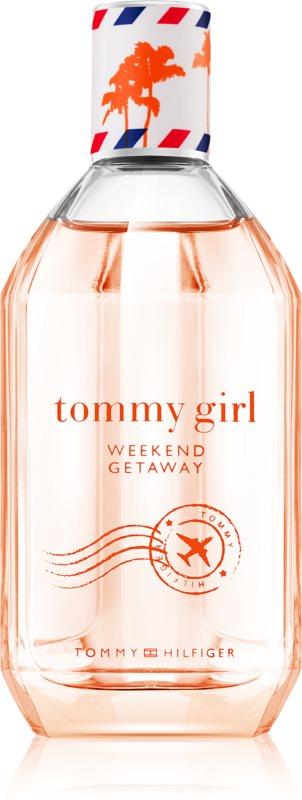 Tommy Hilfiger Tommy Girl Weekend Getaway eau de toilette pentru femei 100 ml