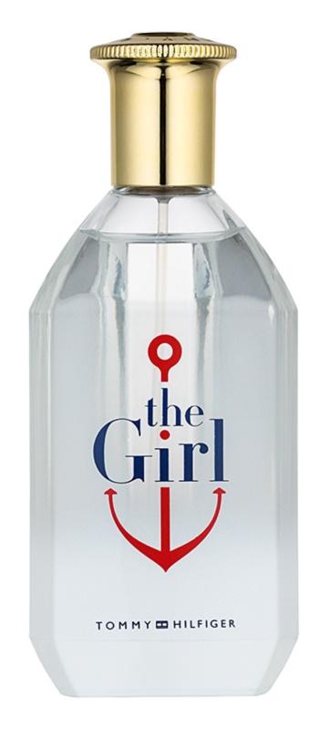 Tommy Hilfiger The Girl Eau de Toillete για γυναίκες 100 μλ