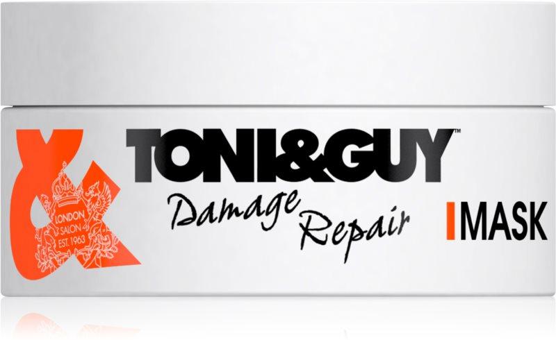 TONI&GUY Damage Repair obnovitvena maska za poškodovane lase