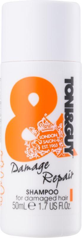 TONI&GUY Cleanse champô para cabelo danificado