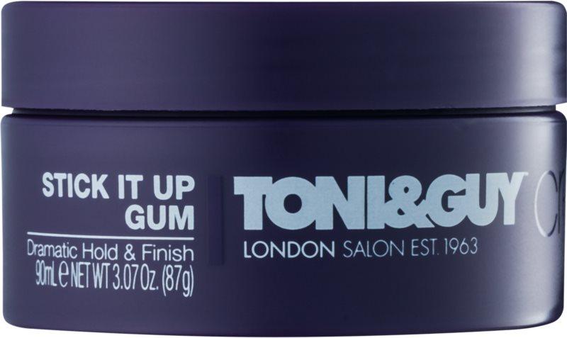 TONI&GUY Creative gel extra fixador para cabelo