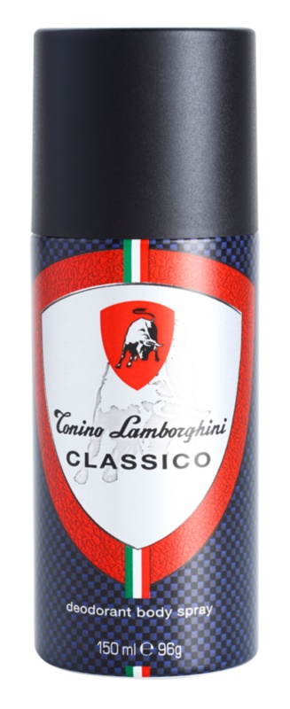 Tonino Lamborghini Classico Deo Spray for Men 150 ml