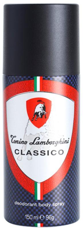 Tonino Lamborghini Classico déo-spray pour homme 150 ml