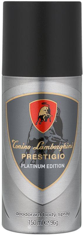 06c8ab0142a Tonino Lamborghini Prestigio Platinum Edition Deo Spray. Tonino Lamborghini.  Tonino Lamborghini Classico After Shave ...