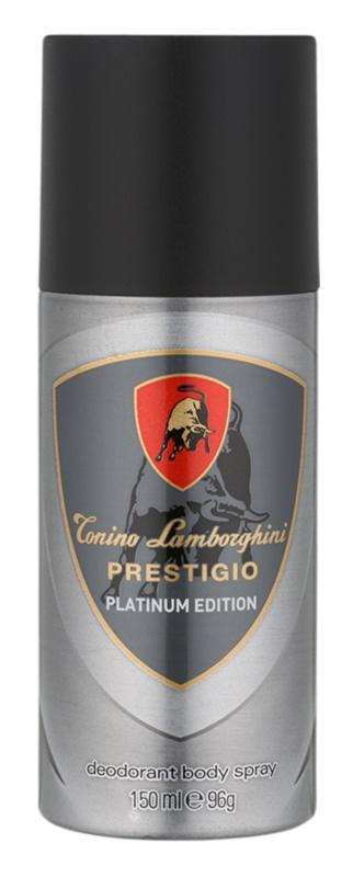 Tonino Lamborghini Prestigio Platinum Edition deospray per uomo 150 ml