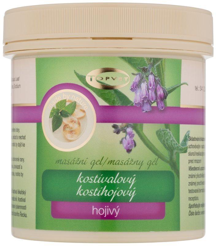Topvet Body Care masážní gel na svaly a klouby