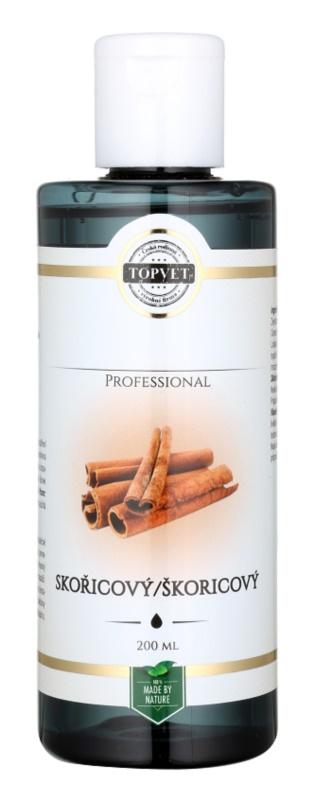Topvet Body Care ulei de masaj anti celulita