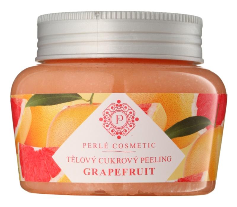 Topvet Body Scrub cukrový peeling s grapefruitem