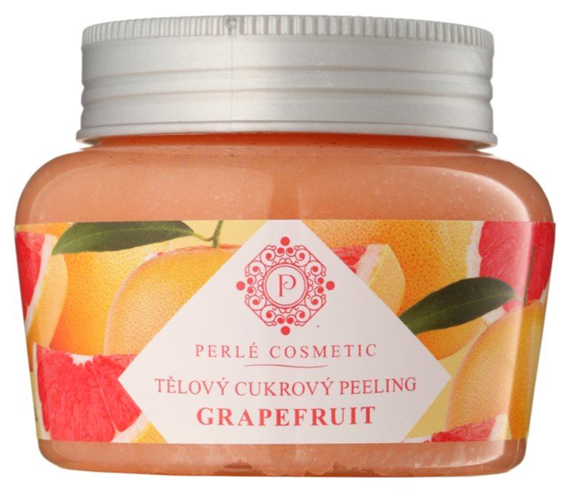 Topvet Body Scrub exfoliant cu grapefruit