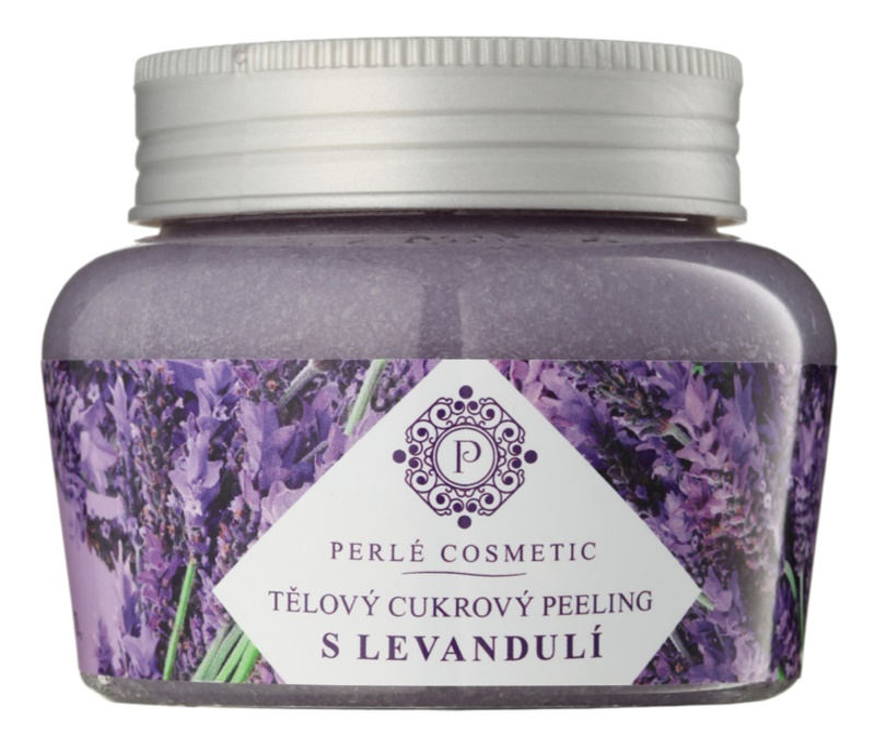 Topvet Body Scrub Zucker-Peeling mit Lavendel