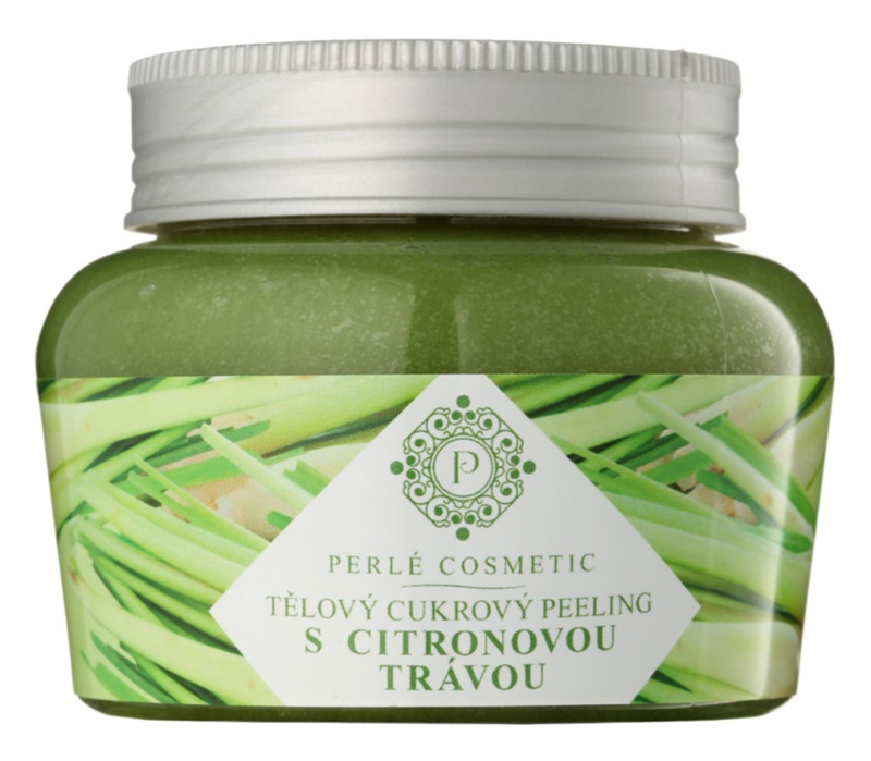 Topvet Body Scrub Sugar Scrub with Lemongrass