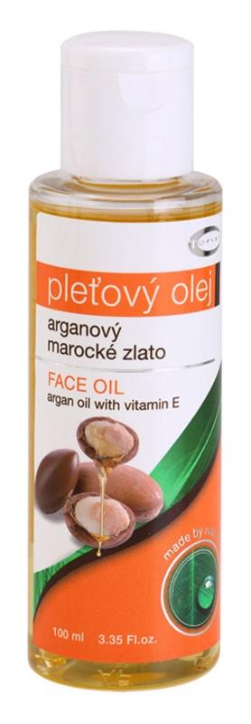 Topvet Face Care arganový olej s vitamínem E
